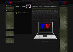 Tvuzivo.com thumbnail