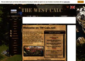 Tw-calc.net thumbnail