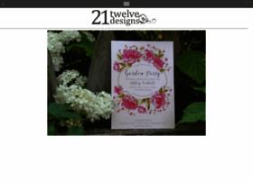 Twentyonetwelvedesigns.ca thumbnail