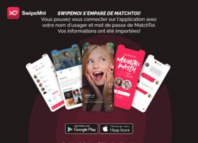 SwipeMoi App - Faites Des Nouvelles Rencontres
