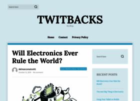 Twitbacks.com thumbnail