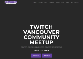 Twitchvancouver.ca thumbnail