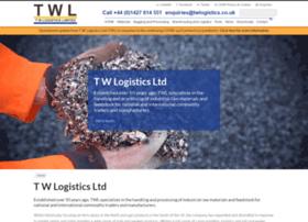Twlogistics.co.uk thumbnail