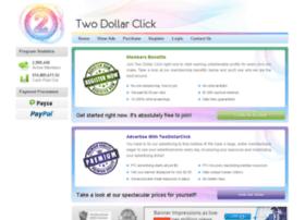 Twodollarclick.info thumbnail
