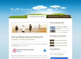 Twojepredyspozycje.pl thumbnail
