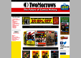 Twomorrows.com thumbnail