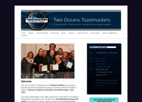 Twooceanstoastmasters.co.za thumbnail