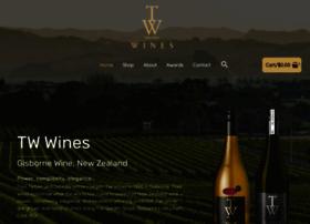 Twwines.co.nz thumbnail