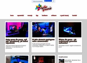Tylkogranie.pl thumbnail