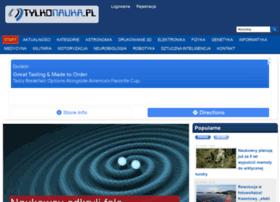 Tylkonauka.pl thumbnail