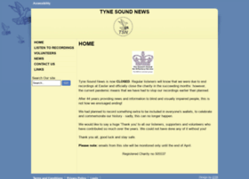 Tynesoundnews.org.uk thumbnail