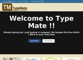 Typemate.in thumbnail