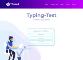 Typingspeed.tech thumbnail