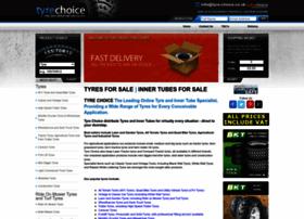 Tyre-choice.co.uk thumbnail