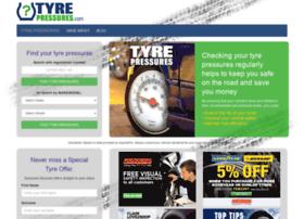 Tyre-pressures.com thumbnail