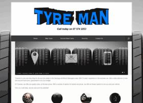 Tyreman.co.nz thumbnail
