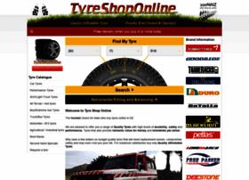 Tyreshoponline.co.nz thumbnail