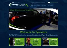 Tyreworx.co.nz thumbnail