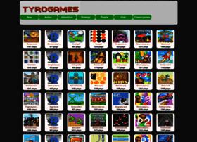 Tyrogames.com thumbnail