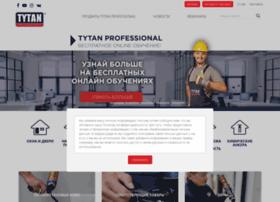 Tytan-professional.ru thumbnail