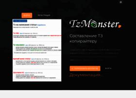 Tzmonster.pro thumbnail