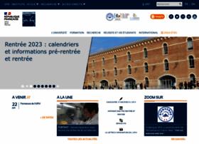 U-picardie.fr thumbnail