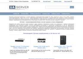 Ua-server.net thumbnail