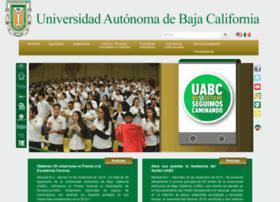 Uabc.mx thumbnail