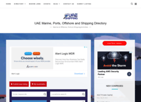 Uae-shipping.net thumbnail