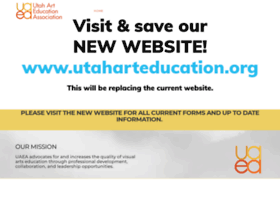 Uaeaarted.org thumbnail