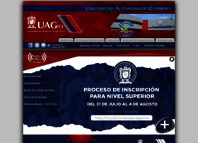 Uagro.mx thumbnail