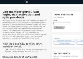 Uanmemberportal.net thumbnail