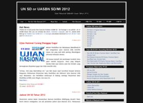 Uasbn.blogspot.com thumbnail