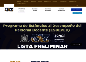 Uaz.edu.mx thumbnail