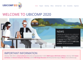 Ubicomp.org thumbnail