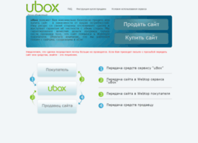Ubox.ucoz.ru thumbnail