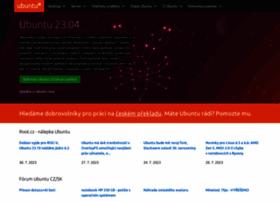 Ubuntu.cz thumbnail