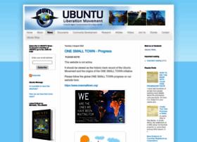 Ubuntuparty.org.za thumbnail