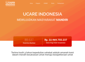 Ucareindonesia.org thumbnail
