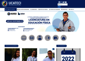 Ucateci.edu.do thumbnail