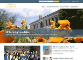 Ucberkeleyfoundation.org thumbnail