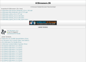 Ucbrowsers.in thumbnail