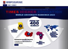 Ucc.edu.gh thumbnail