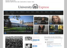 Uccexpress.ie thumbnail