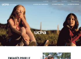 Ucpa.asso.fr thumbnail