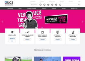 Ucs.com.br thumbnail