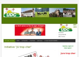 Udc-jura.ch thumbnail