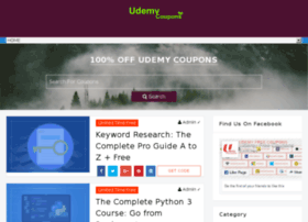 Udemy-coupons-free.co thumbnail