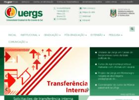 Uergs.rs.gov.br thumbnail