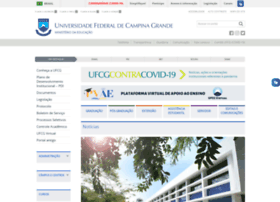Ufcg.edu.br thumbnail